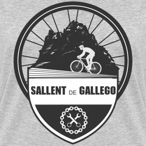 SALLENT DE GALLEGO - T-shirt bio col V Stanley & Stella Femme