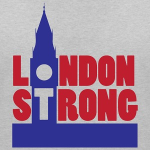 London Strong I - Women's V-Neck T-Shirt
