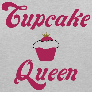 Cupcakes - Women's V-Neck T-Shirt