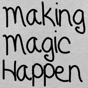Making Magic Happen - Dame-T-shirt med V-udskæring