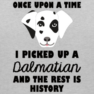 Cane / Dalmata: Once Upon A Time ho preso in mano - Maglietta da donna scollo a V