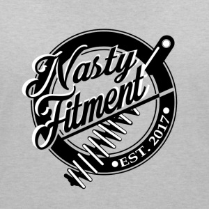 Nastyfitment merchandise - Women's V-Neck T-Shirt