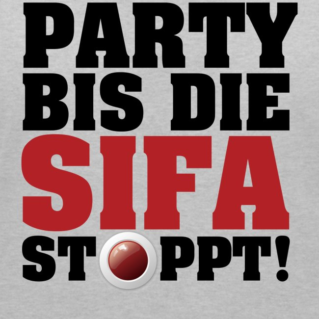PARTY BIS DIE SIFA STOPPT 2