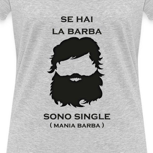 se hai la barba sono single png
