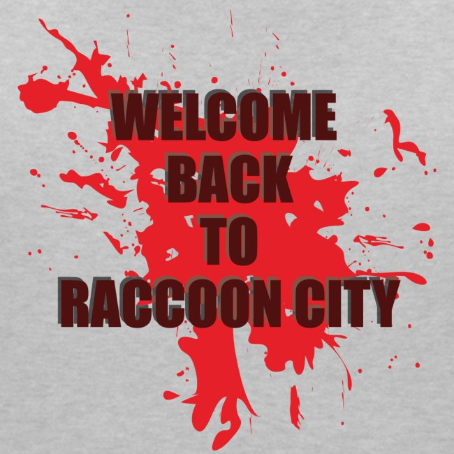 Welcome Back to Raccoon City TEXT 01
