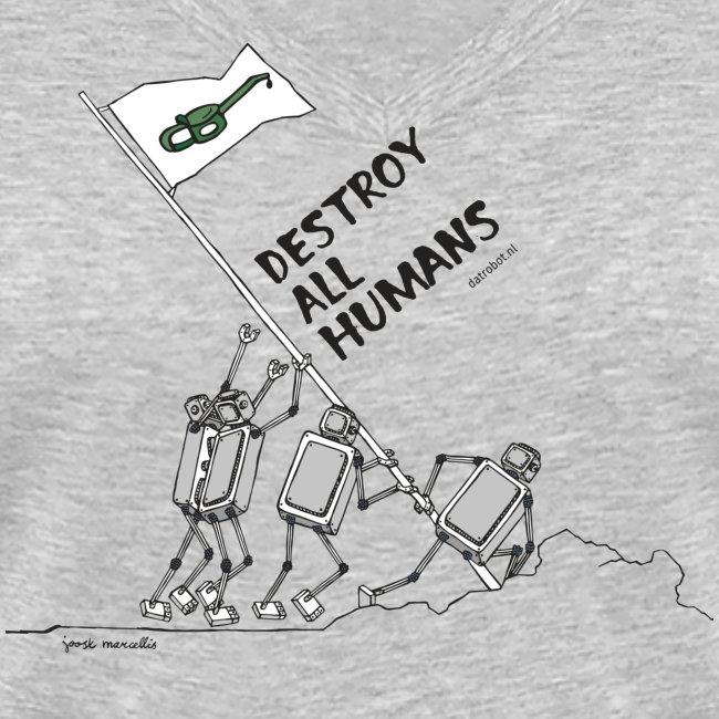 Dat Robot: Destroy War Light