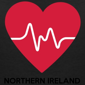 Heart Northern Ireland - Women's V-Neck T-Shirt