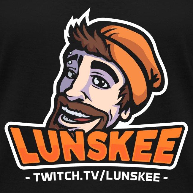 Lunskee Mascot Logo