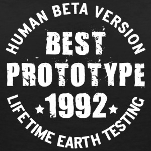 1992 - The birth year of legendary prototypes - Women's V-Neck T-Shirt