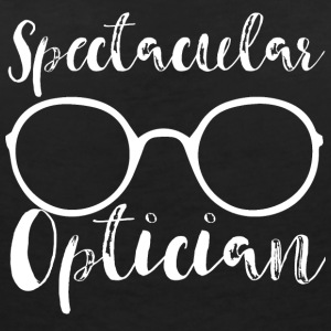 Optician: Spectacular Optician - Women's V-Neck T-Shirt
