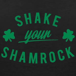 Ireland / St. Patrick's Day: Shake Your Shamrock - Women's V-Neck T-Shirt