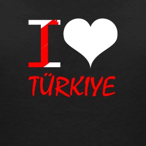 Türkiye - Women's V-Neck T-Shirt