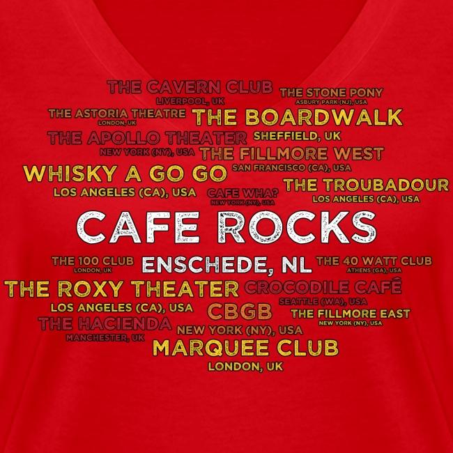 Legendary Rock Clubs