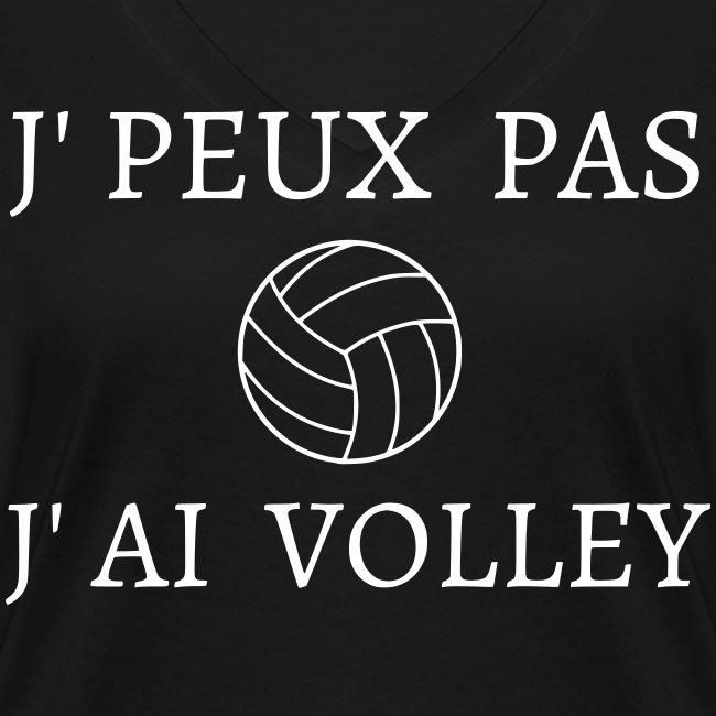 J'peux pas J'ai volley
