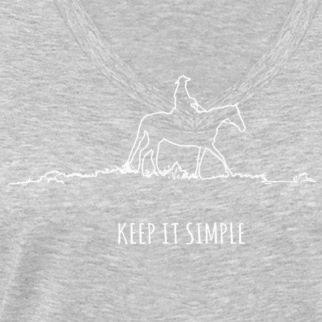 Keep it simple Western