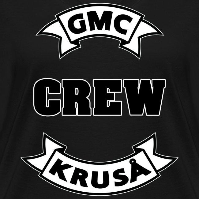 GMC CREWSHIRT - KUN FOR / CREW MEMBERS ONLY