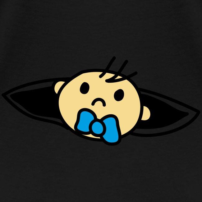 Wir bekommen ein Baby Lade Baby Design T-Shirt