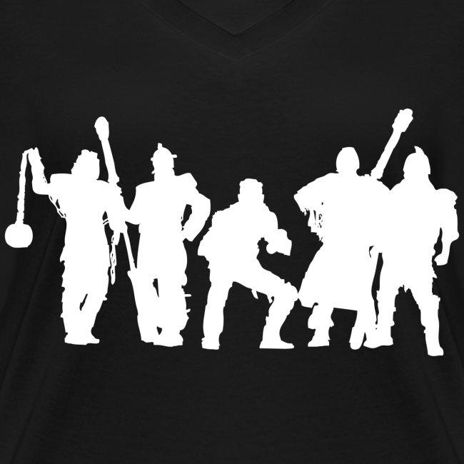 Jugger Schattenspieler weiss