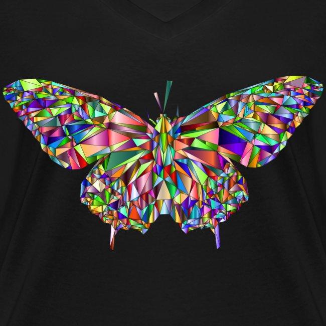 Geflogener Schmetterling