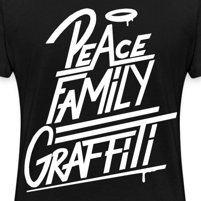 Peace Family Graffiti