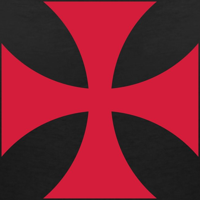 The Templar Cross Shirt