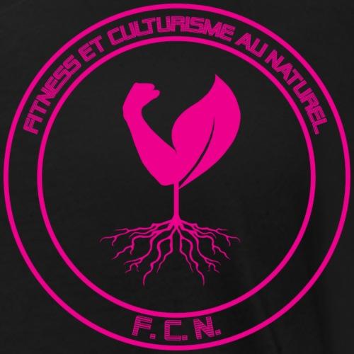 Logo Rose - T-shirt bio col V Stanley & Stella Femme