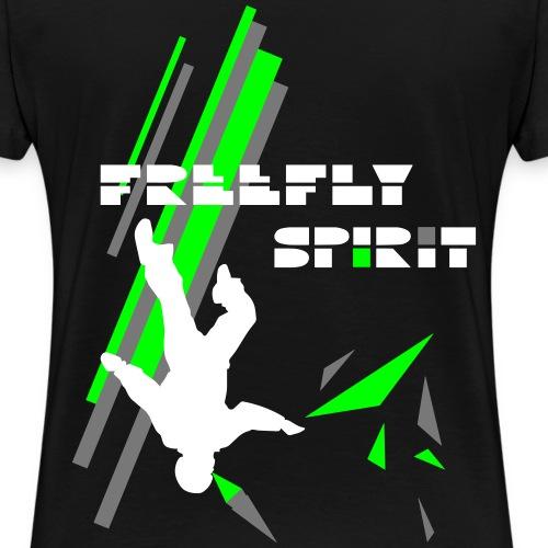 Freefly Spirit - T-shirt bio col V Stanley & Stella Femme