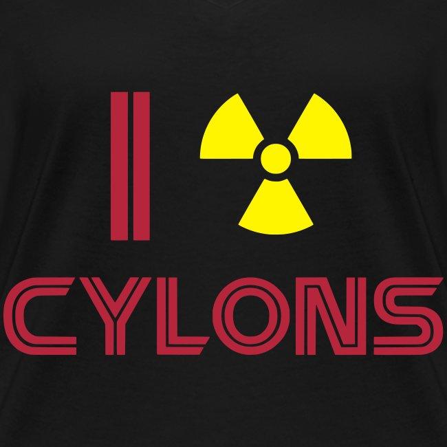 cylon red