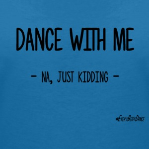 DANCE WITH ME - T-shirt col V Femme
