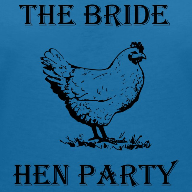 The Bride - Official Hen Party