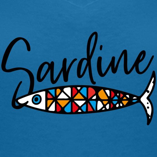 Sardine colorate all'amo