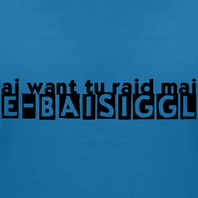 E-BAISIGGL (Pedelec-Edition)