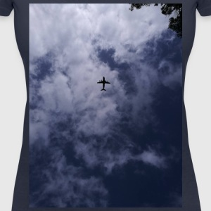 Fly High Photography - Women's V-Neck T-Shirt