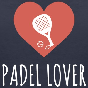 padel Lover - Women's V-Neck T-Shirt