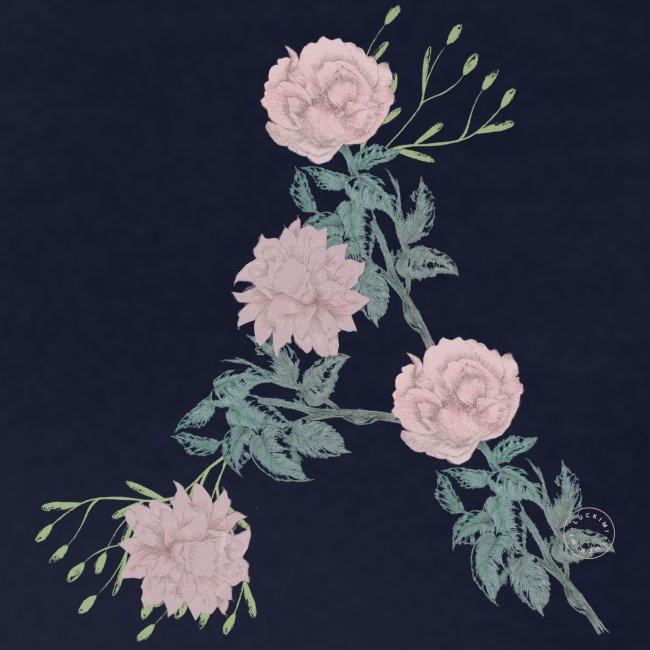 Rose pattern A - Dam