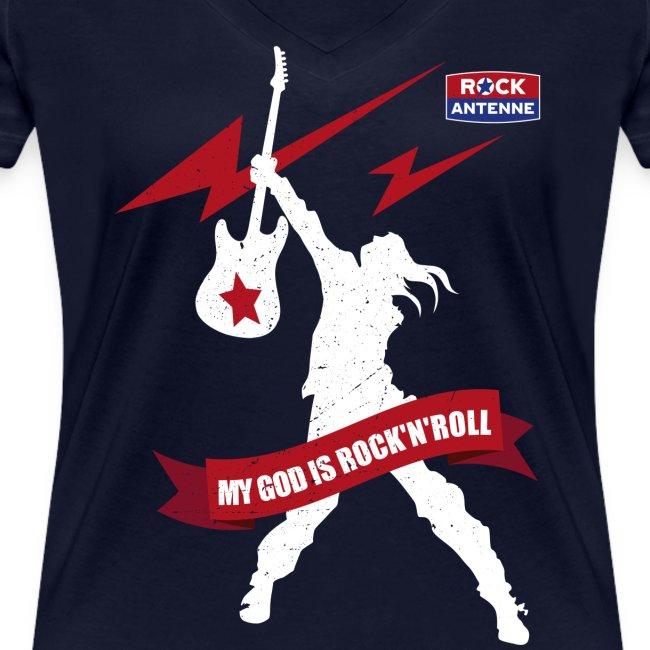 ROCK ANTENNE - My God is Rock'n'Roll Vers.2