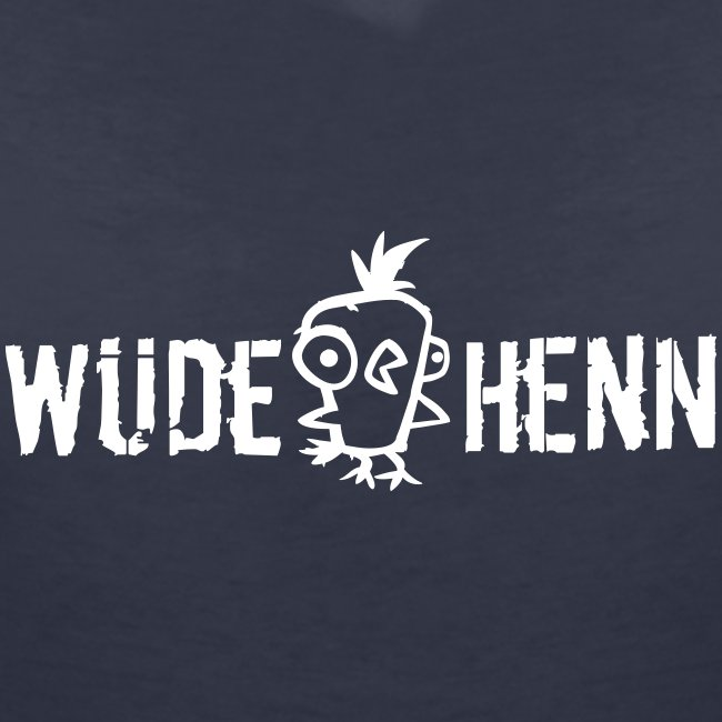 Vorschau: Wüde Henn - Frauen Bio-T-Shirt mit V-Ausschnitt von Stanley & Stella