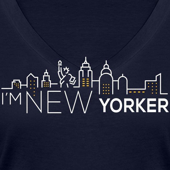 I'M NEW YORKER