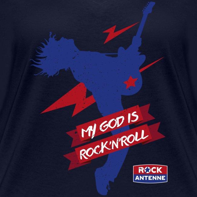 ROCK ANTENNE - My God Is Rock'n'Roll Vers. 1