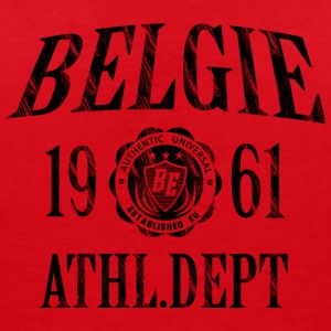 Belgium - Women's V-Neck T-Shirt