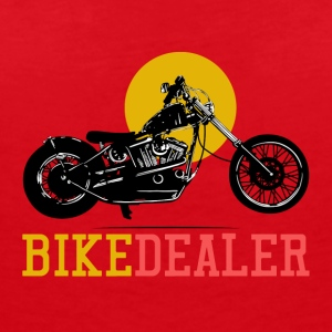 Bike Dealer · LogoArt - Women's V-Neck T-Shirt