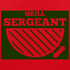 Military / Soldiers: Grill Sergeant - Women's V-Neck T-Shirt