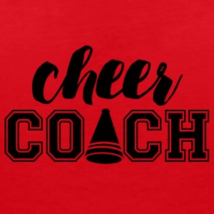 Cheerleader: Cheer Coach - Women's V-Neck T-Shirt