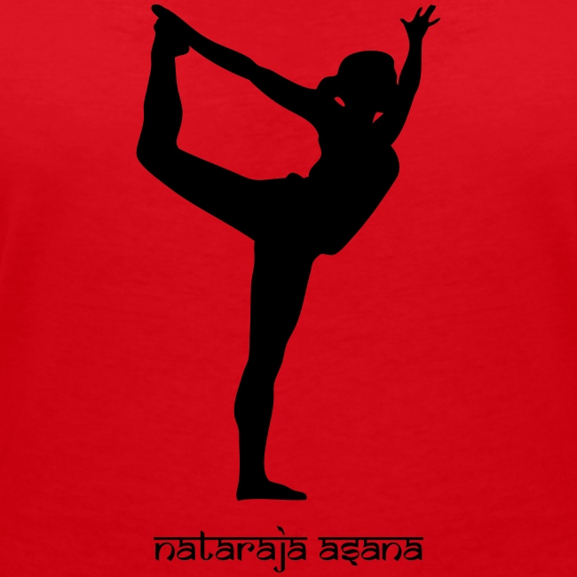 Yoga Nataraja Asana