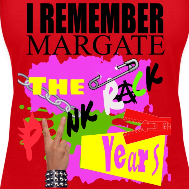 I REMEMBER MARGATE - THE PUNK ROCK YEARS 1970's