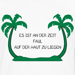 JUST CHILL COLLECTION - Männer Premium Langarmshirt