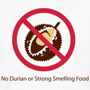 No Durian - Men's Premium Longsleeve Shirt