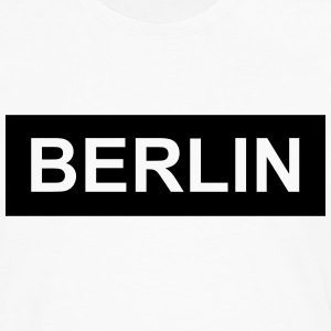 Berlin - Men's Premium Longsleeve Shirt