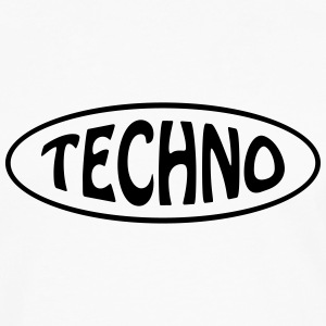 Techno - Men's Premium Longsleeve Shirt