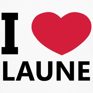 I Love Laune - Men's Premium Longsleeve Shirt